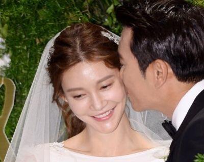 「朱相昱婚禮」閃瞎了! 婚禮記者會甜蜜豪言想要5個小孩
