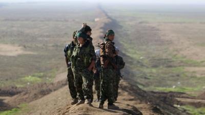 「土耳其砲火庫德族」敘利亞支援軍隊鎮守北部