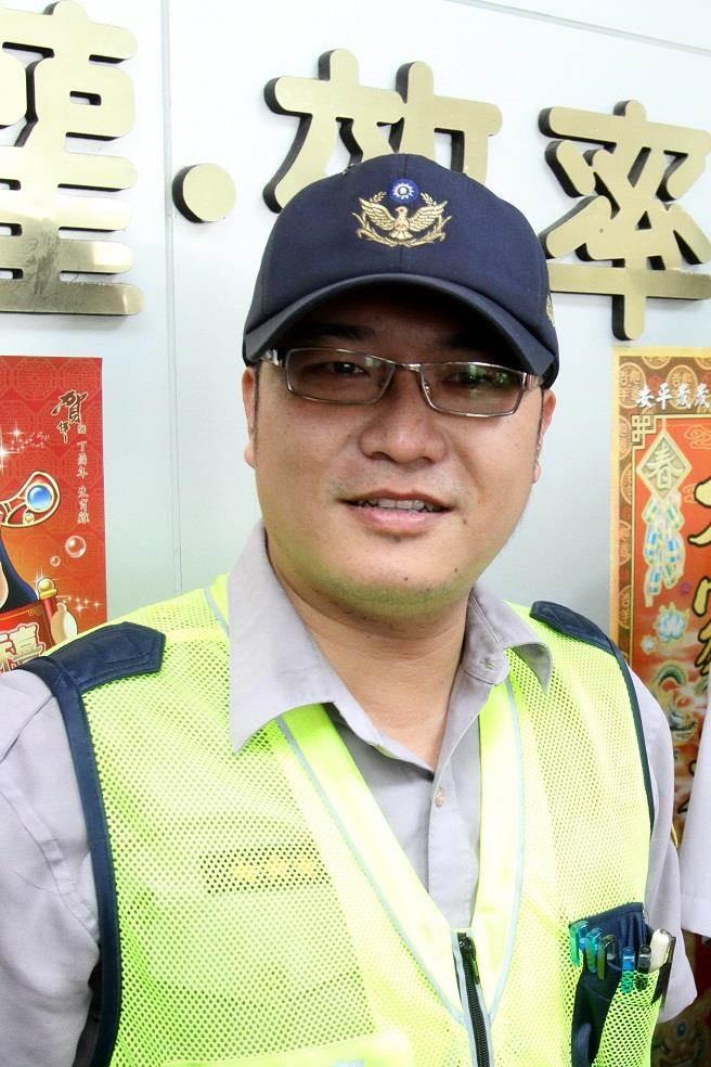 「殉職國道公路警察」38歲葉家豪,台灣警政英雄永不忘記