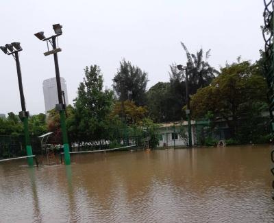 「高雄淹水」韓國瑜慘了?粉專一張圖嗆爆陳菊