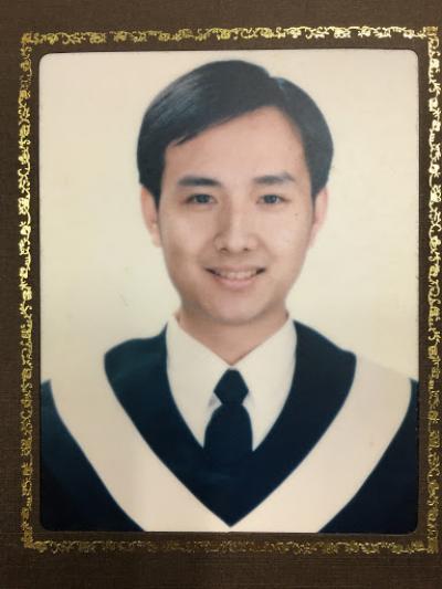 「SARS殉職英雄」台北和平醫院醫生 林重威