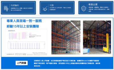 「必拓」規劃物料架、角鋼架、倉儲架、移動櫃,解決倉儲上的問題?