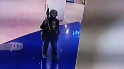 「泰國槍擊案」士兵襲擊軍營,兇手對峙中被擊斃