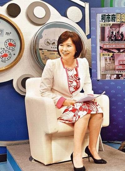 「平秀琳跳槽」新節目定名平論無雙,財經台人事大地震