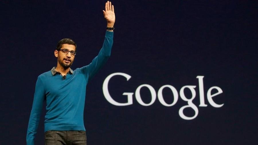 「Google CEO」上任 3 年營收增一兆,6 萬名員工最常做這件事 (圖攝/印多爾科學技術研究所)