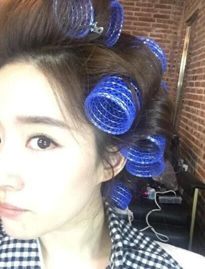 「劉亦菲成包租婆」貌美明星的奇葩髮型