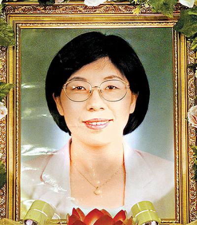「SARS殉職英雄」台北和平醫院醫檢師 蔡巧妙
