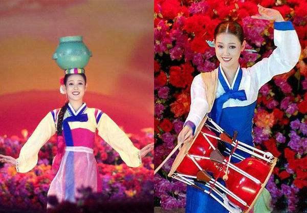 「統一之花」傳說中北韓國寶級美女趙明愛