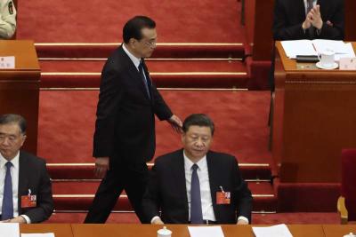 「港版國安法」中國進駐香港、特首定期提交一國兩制宣告死亡