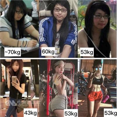 「越南 螞蟻腰正妹」正妹22吋腰,苦練減肥27公斤