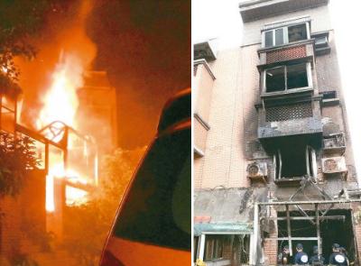 「鶯歌大火」頂樓加蓋阻排煙引起火災3死