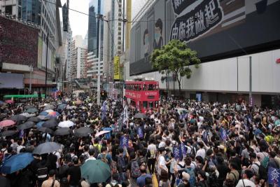 「港人來台灣」大量人潮長居造成麻煩?鄉民:不敢想