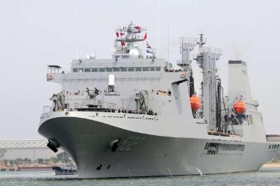 「敦睦艦隊染疫」我國使館、技術團人員接受篩檢預計4月22日出爐