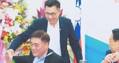 「郝龍斌宣布敗選」江啟臣當選國民黨主席,敗在不團結就差你一個?