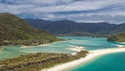「眾籌買新西蘭海灘」4萬人買下新西蘭上交國家