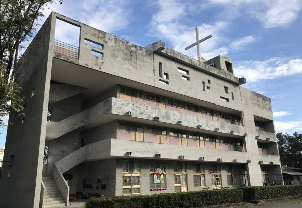 「台東公東教堂」台灣之光暫列WMF世界當代建築第1名