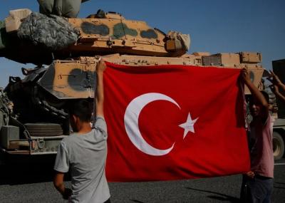 「和平之泉」土耳其軍事行動,入侵敘利亞攻打庫德族