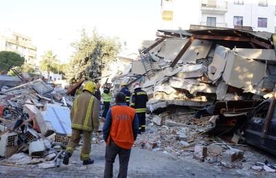 「阿爾巴尼亞地震」近30年最強6.4級,14死逾600傷