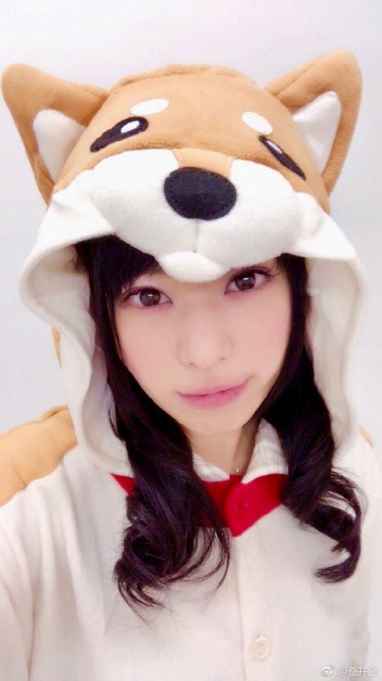 「AV女優蒼井空」心目中的D槽女神宣布喜訊