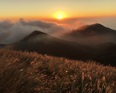 「大屯火山地震」每18分鐘地震一次,發現大屯火山群心跳