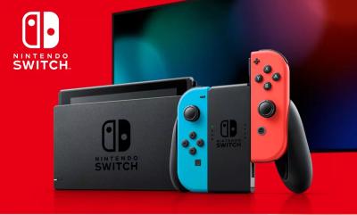 「switch 主機」疫情帶動宅經濟!急宣布暫停出貨?
