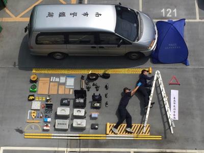「真人開箱文」台南警局最強鑑識組,一群打擊犯罪的幕後英雄