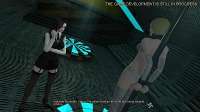「風魔米娜 不死身的秘密」成人遊戲,追加露點DLC還有彩蛋韓四掌!