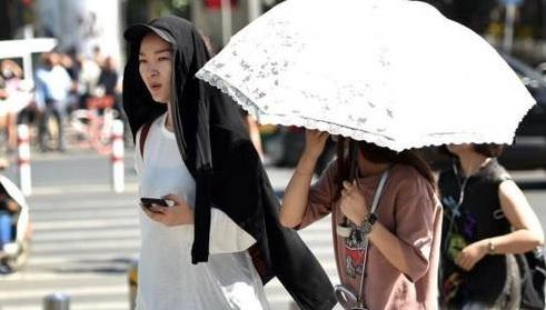 「北京高溫黃色預警」今日最高38度