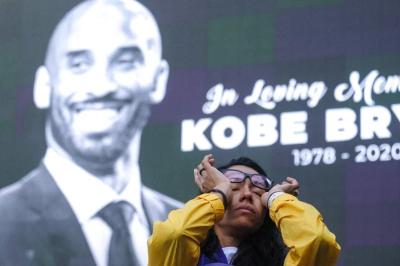「很難說再見」全球齊聲哀悼Kobe,失去NBA英雄