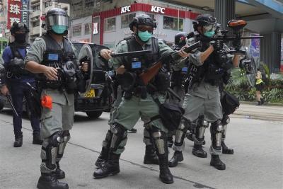 「港版國安法」民眾上街抗議,中國要讓香港人民走上街頭?