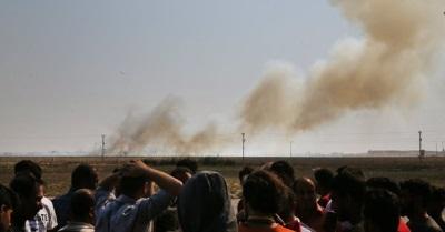 「IS趁隙再起」土耳其砲火打庫德族,美國總統川普怪人家?