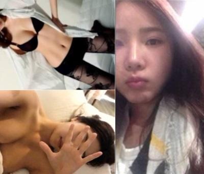 「首爾大學校花」女神私下與男友啪啪啪流出