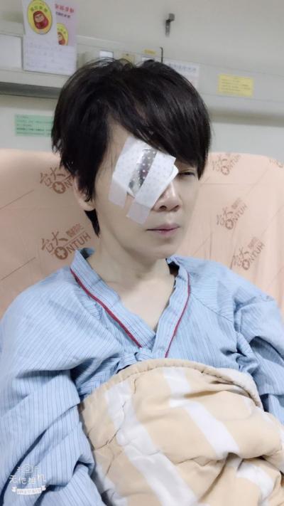 「陳雅琳被緊急送醫」失明近況曝光,醫生開罵了?