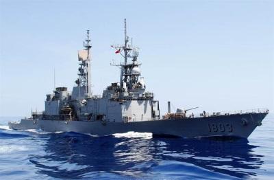 「四腳獸」海軍紀德艦激戰片流出!女兵叫得比輪機還大聲!