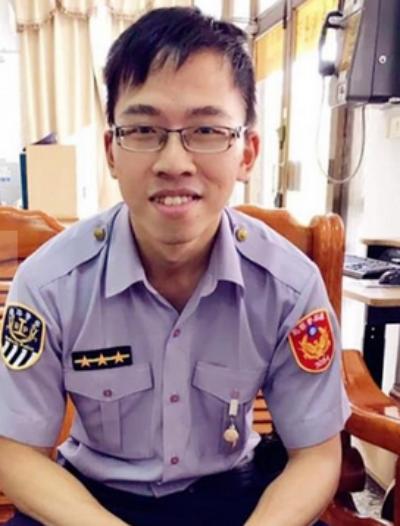「殉職警察」25歲李承翰,台灣警政英雄永不忘記