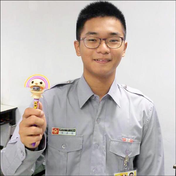 「殉職消防隊員」22歲陳彥茗,台灣打火英雄永不忘記