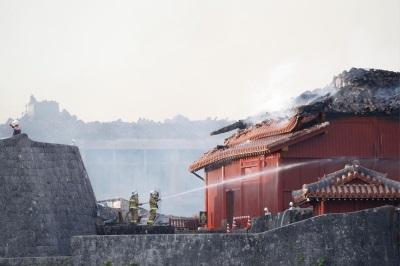 「首里城大火」100名城之一,重建計畫困難度難