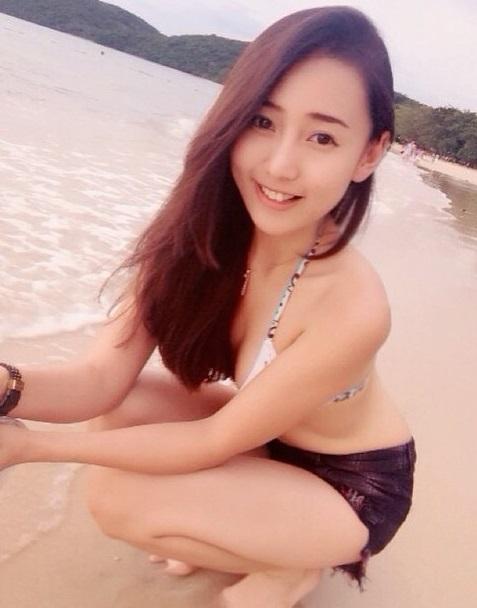 「林詩枝」正妹美女圖庫10P
