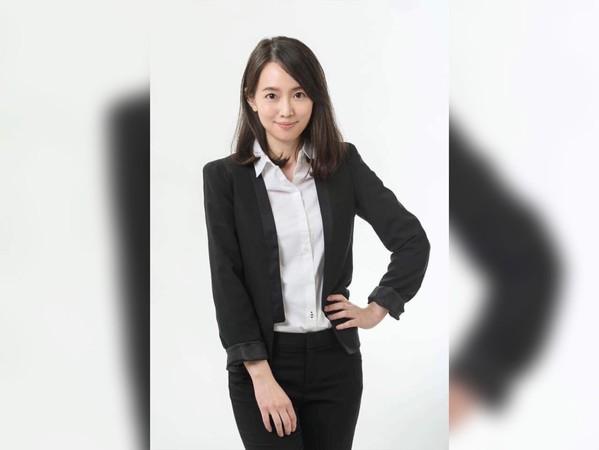 「國民黨林志玲」政壇女神游淑慧,其實她是學姐的老學姊