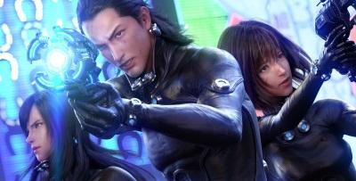 「殺戮都市 GANTZ:O」東京隊的嶇起,3D科幻未來動畫電影
