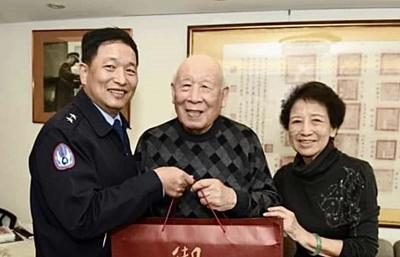 「趙欽97歲辭世」曾深入敵後偵照黑蝙蝠中隊長
