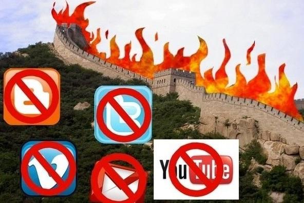 「翻牆」或許不只是重慶,而是全中國網路管制