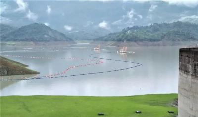 「水庫大進補」這波梅雨救台南水庫,進帳累計破億