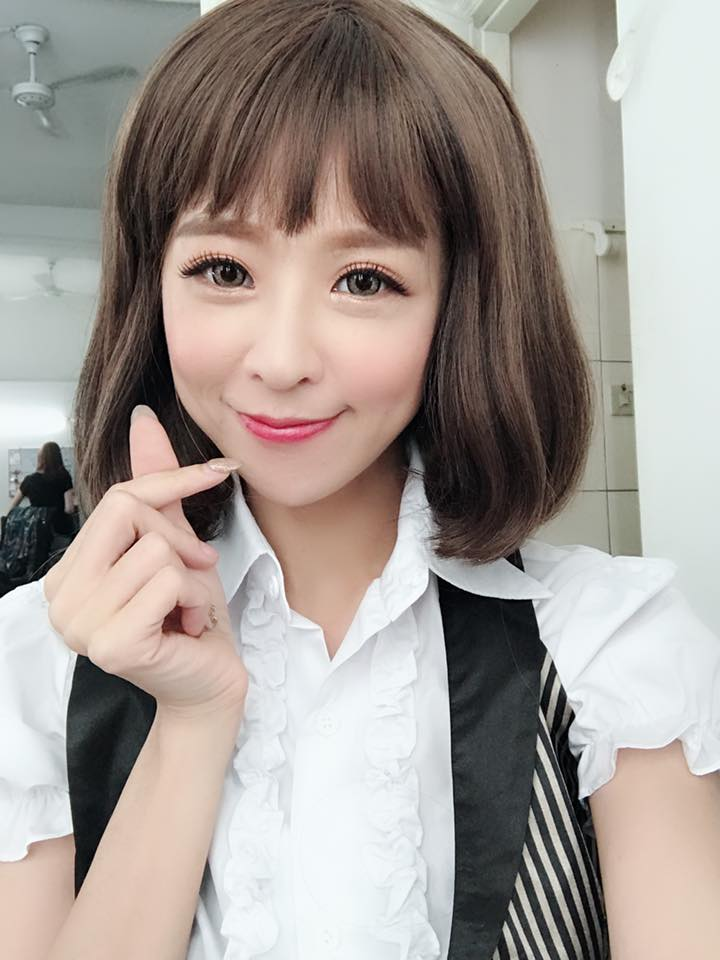 「18歲正妹」台灣人氣陳美姬,史上最年輕顏值超吸睛!
