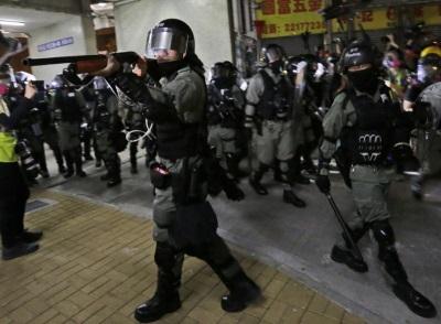 「16歲少女輪姦案」香港紅燈爆發,急診室醫生今證實
