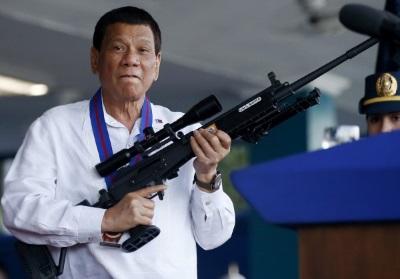 「杜特蒂怒嗆IS」去死吧!不滿聯合國專家批評菲律賓內政