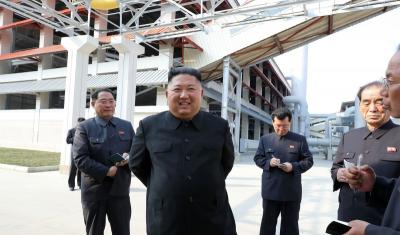 「金正恩現身」北韓王者歸來!是真是假?