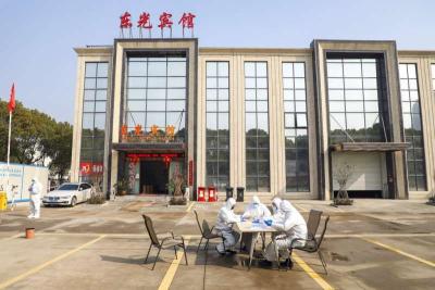 「武漢肺炎」人數持續上升,當地政府徵用旅館作為隔離患?