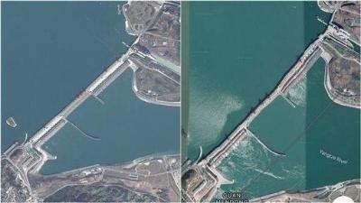 「長江大壩變形」即將潰堤?這完全是一則假新聞?