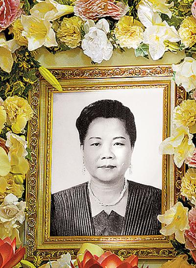 「SARS殉職英雄」台北和平醫院清潔環保員 陳呂麗玉